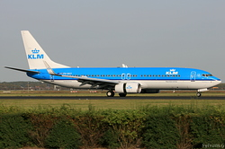 Boeing 737-8K2 KLM Royal Dutch Airlines PH-BXY