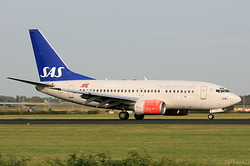 Boeing 737-683 Scandinavian Airlines (SAS) LN-RPX