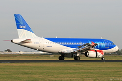 Airbus A319-132 bmi - British Midland Airways G-DBCG