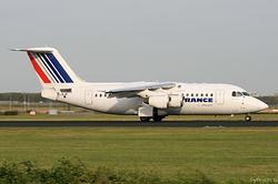 British Aerospace Avro RJ-85 CityJet EI-RJP