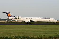 Canadair Regional Jet CRJ-900LR Lufthansa CityLine D-ACKA