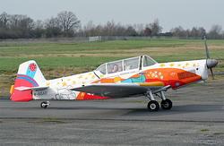 Zlin 526 Yankee Delta F-GGAD