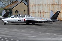 Fouga CM-170 Magister Yankee Delta 445 / 312-UH