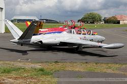 Fouga CM-170 Magister Yankee Delta 315 / 312-YD / F-GKYF