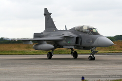 Saab JAS-39D Gripen Czech Republic Air Force 9820