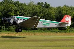 Junkers Ju-52 Ju-Air HB-HOP