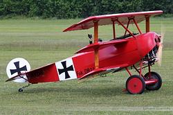Fokker DR-1 Triplane F-AYDR