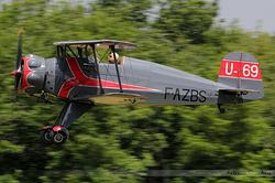 Bücker Bu-133C Jungmeister F-AZBS