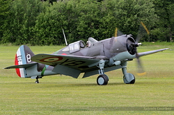 Curtiss Hawk 75A-1 G-CCVH