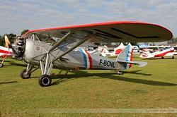 Morane-Saulnier MS-317 F-BCNL