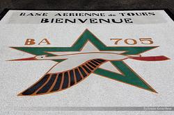 Base Aérienne 705 Tours