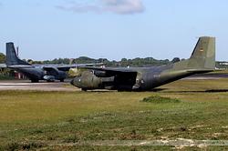 Transall C-160R Armée de l'Air R218 / 64-GR / F-RAGR & Transall C-160D Germany Air Force 51+10