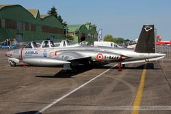 Fouga CM-170R Magister EADS F-AZZP