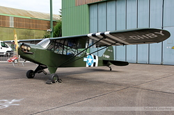 Piper J3C-65 Cub F-GHBY