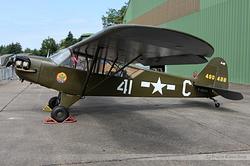 Piper J3 C 65 Cub F-BKNO