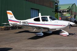 Cirrus SR 22 Armée de l'Air 3877 / F-HKCL