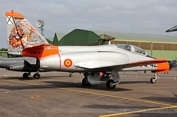 CASA C-101EB Aviojet Spain Air Force E.25-18 / 74-4
