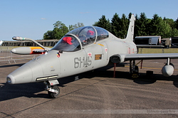 Aermacchi MB-339CD Italy Air Force 61-145 / MM55077