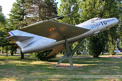 Dassault MD-454 Mystère IVA Armée de l'Air 22 / 314-TG