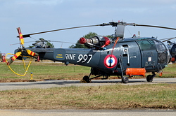 Sud-Aviation SA-319B Alouette III Marine Nationale 997