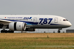 Boeing 787-8 Dreamliner All Nippon Airways (ANA) JA806A