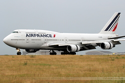 Boeing 747-428 Air France F-GITE