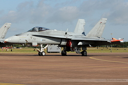 McDonnell Douglas F-18C Hornet Finland Air Force HN-411 / 1355