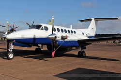 Hawker Beechcraft Avenger T1 Royal Navy ZZ503