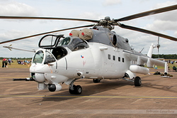 Mil Mi-35V Czech Republic Air Force 3370