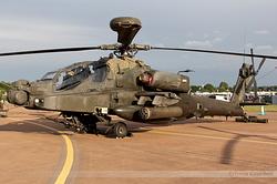 Agusta Westland Apache AH1 Royal Army ZJ181