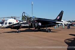 Dassault Alpha Jet A QinetiQ ZJ649