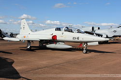 Northrop SF-5M Tiger Spain Air Force AE.9-027 / 23-16