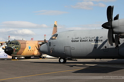 Lockheed C-130J-30 Hercules Qatar Emiri Air Force 212 / MAI