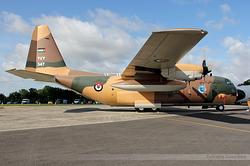 Lockheed C-130H Hercules Royal Jordanian Air Force 347