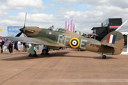 Hawker Hurricane Mk12A G-HURI