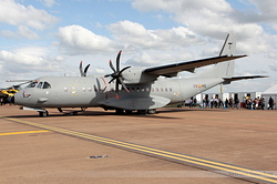 CASA C-295M Spain Air Force T.21-07 / 35-45