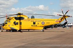 Westland Sea King HAR3 Royal Air Force XZ594