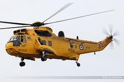 Westland Sea King HAR3 Royal Air Force ZH540
