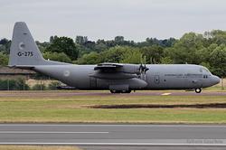 Lockheed C-130H-30 Hercules Netherlands Air Force G-275