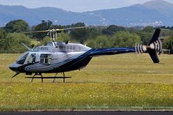 Bell 206B JetRanger III G-BXKL