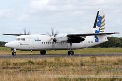 Fokker 50 VLM OO-VLS