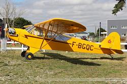 Piper J3 C 65 Cub F-BGQC