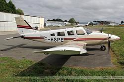 Piper PA 34 Seneca III F-HSPE