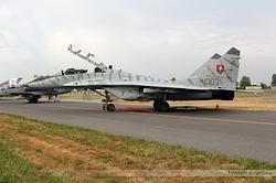 Mikoyan-Gurevich MiG-29UBS Slovakia Air Force 1303