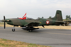 Pilatus PC-7 Austria Air Force 3H-FF