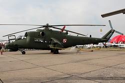 Mil Mi-24V Poland Army 731