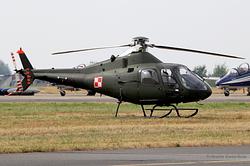 PZL-Swidnik SW-4 Puszczyk Poland Air Force 6613