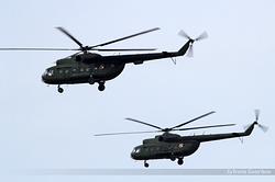 Mil Mi-8T Poland Army 642 & 608