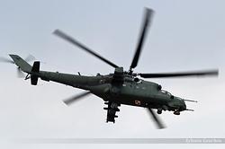 Mil Mi-24V Poland Army 736