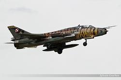 Sukhoi Su-22UM-3K Poland Air Force 707